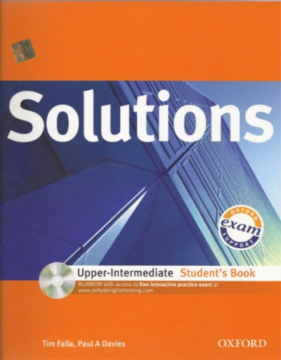 Продам Solutions upper-intermediate в Перми.