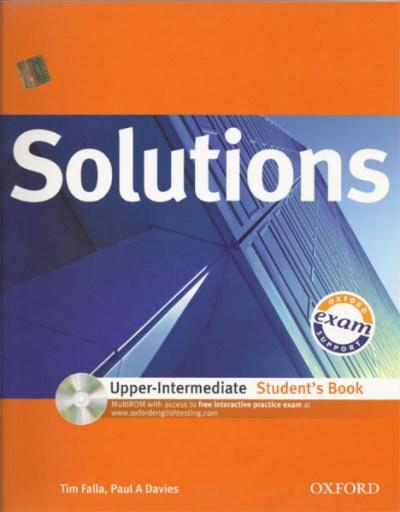 Продам Solutions upper-intermediate в Перми.